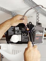 Garage Door Opener Installation Highland Park